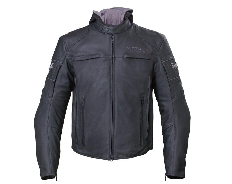 Men's Magnum Jacket - Black Leather 2863729