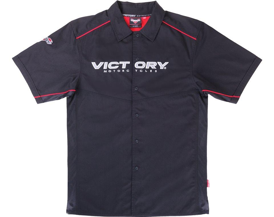 Men's Brand Shirt - Black 2863775