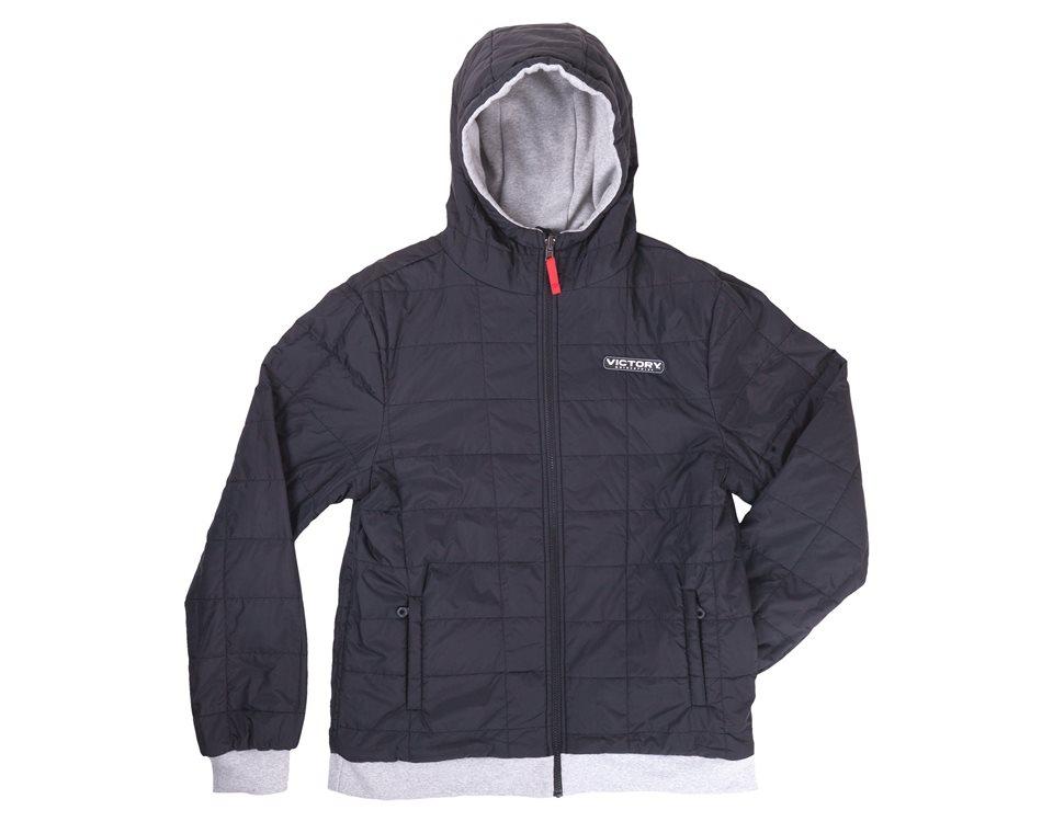 Men's Modern Reversible Hoodie - Gray 2863782
