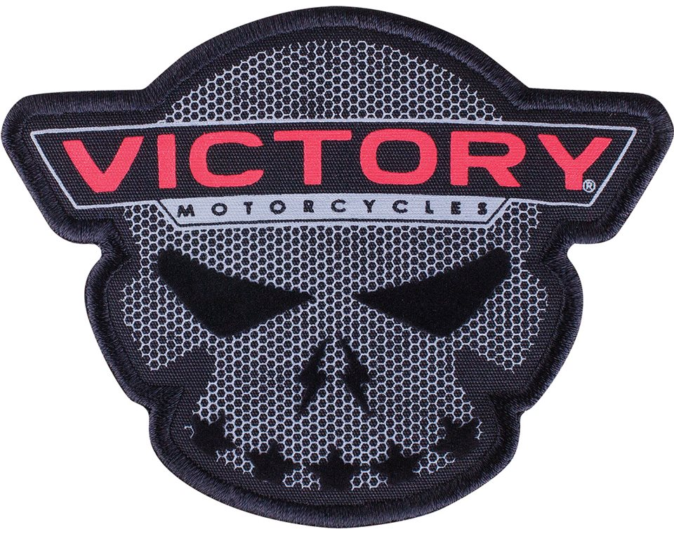 Victory Motorcycle® Skull Patch 2863906