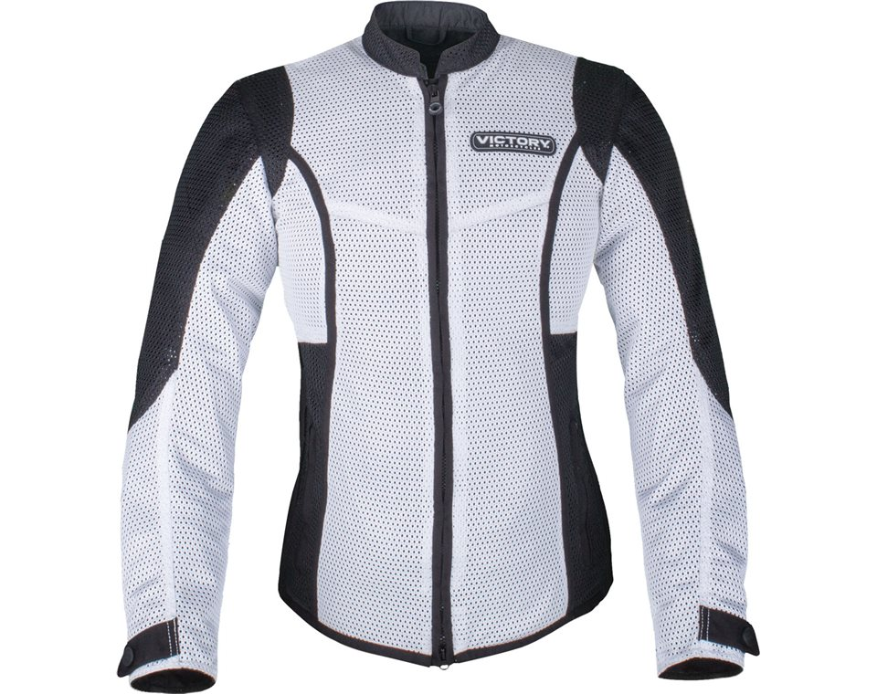 Women's Lite Mesh Jacket -White 2865221