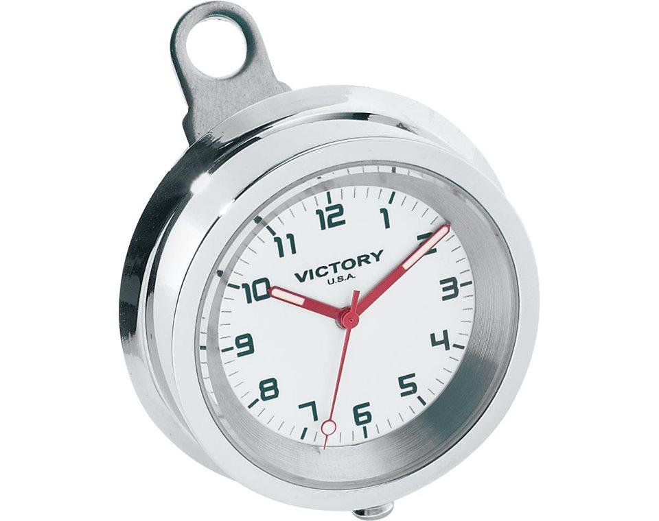 Handlebar Clock - Chrome 2875168