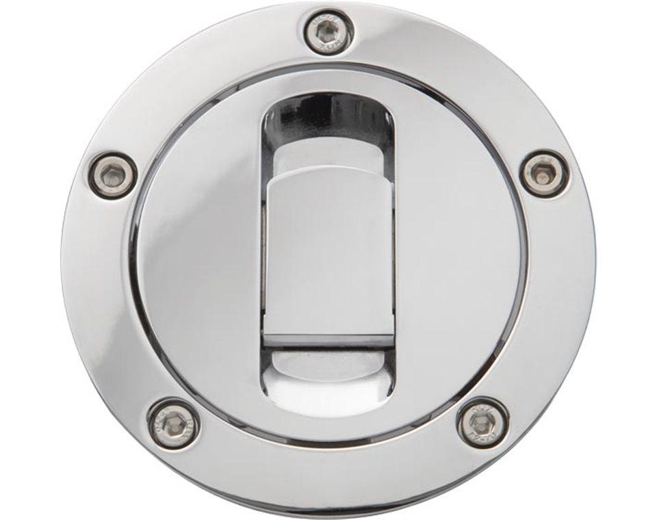 Fuel Cap - Chrome 2875305