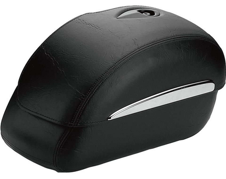 Semi-Hard Saddlebags - Black 2875358