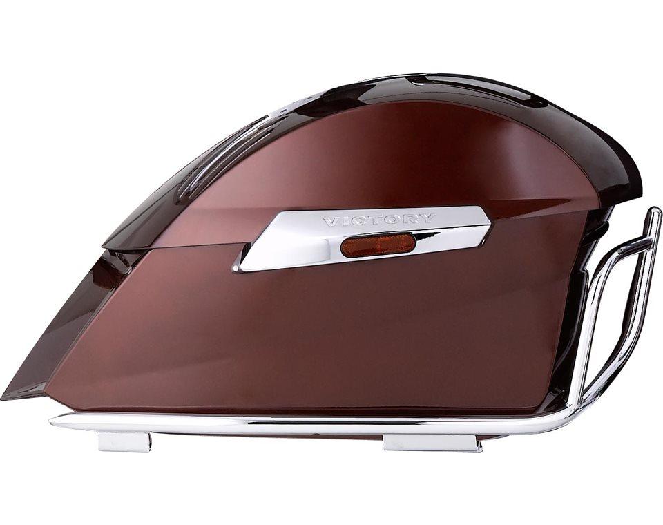 Saddlebag Rails - Chrome 2877871