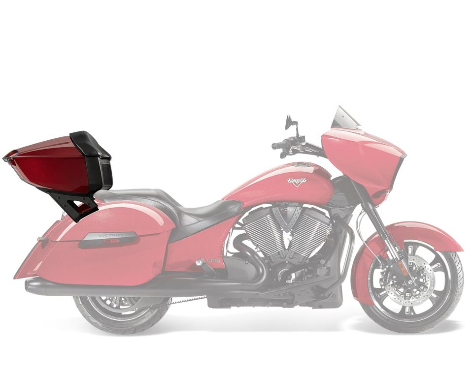Cross Bike Lock & Ride Trunk - Sunset Red 2878113-520