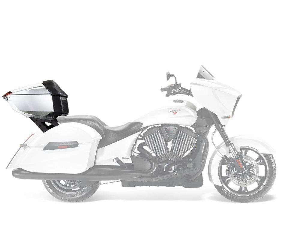 Cross Bike Lock & Ride Trunk - Pearl White 2878113-566