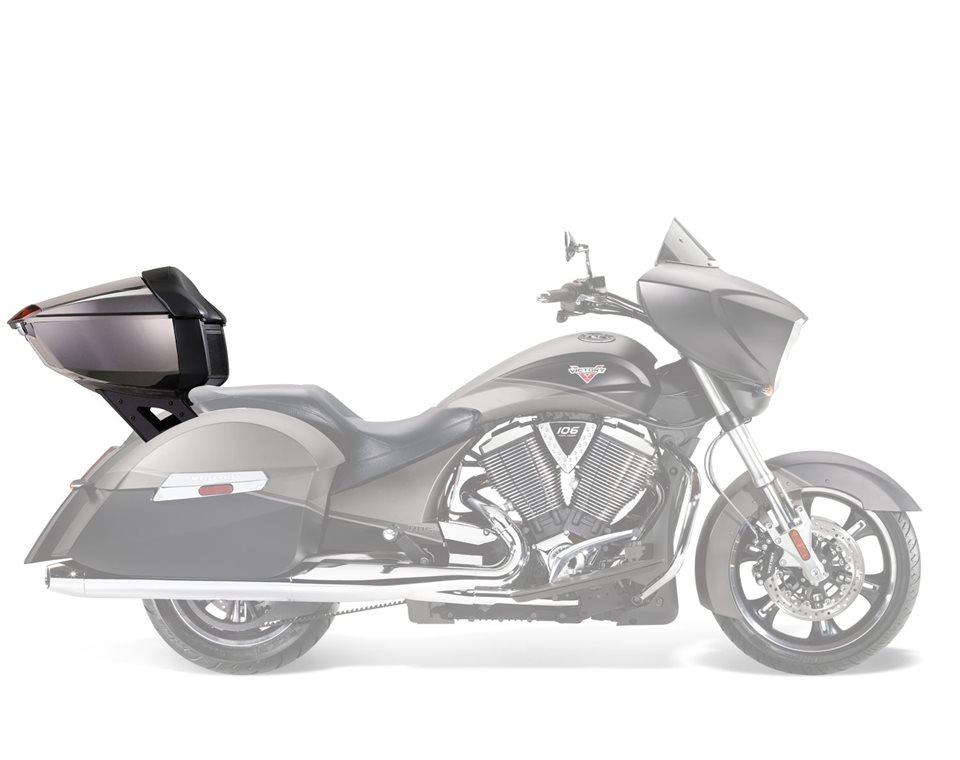 Cross Bike Lock & Ride Trunk - Matte Super Steel Gray 2878113-652
