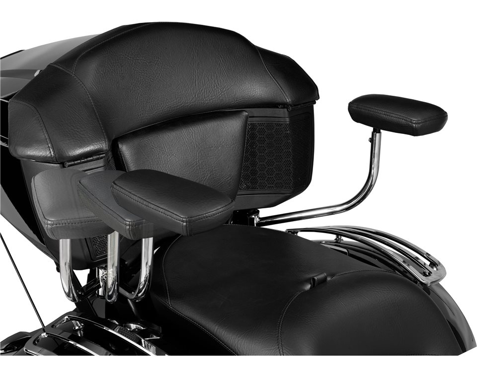 Cross Bike Passenger Armrest Kit - Black 2878300