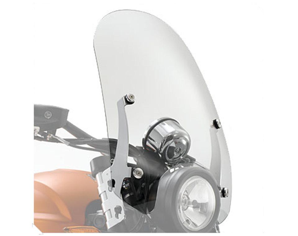 Lock & Ride Low Fly Windscreen 2879034