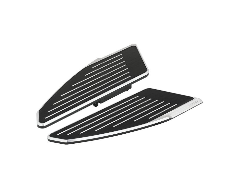 Billet Floorboards - Black 2879648-468