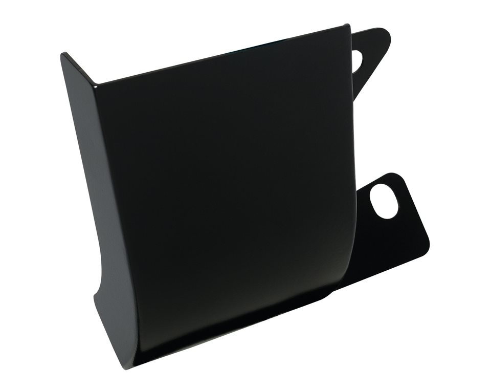 Exhaust Crossover Cover - Black 2879912-266