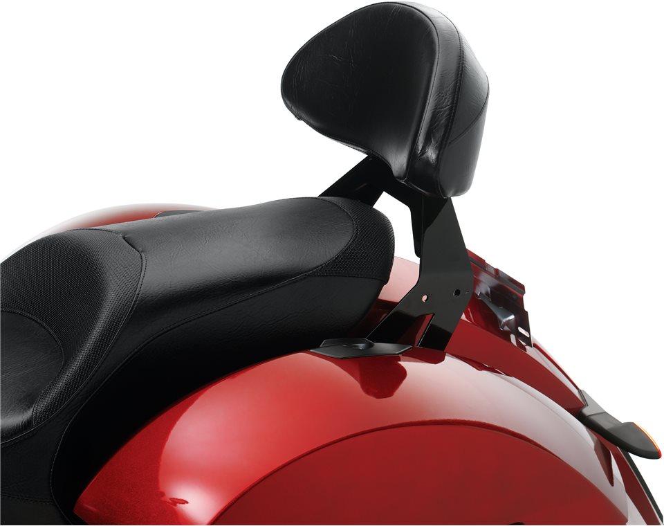 Lock & Ride® Passenger Backrest - Black 2880163-266