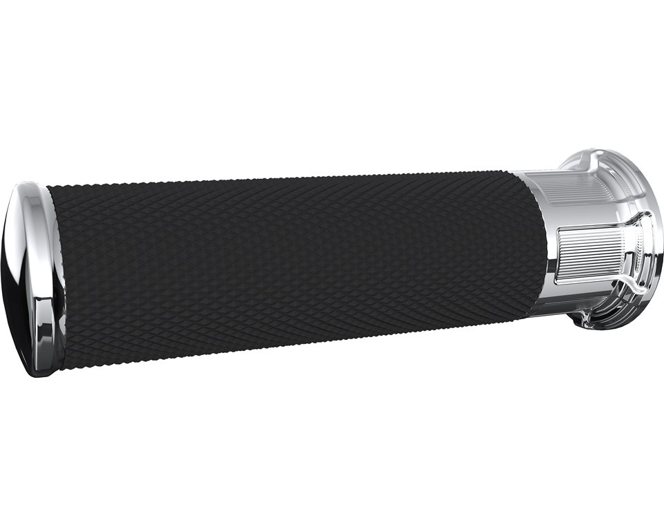 Victory® Beveled Grips - Chrome 2880315-156