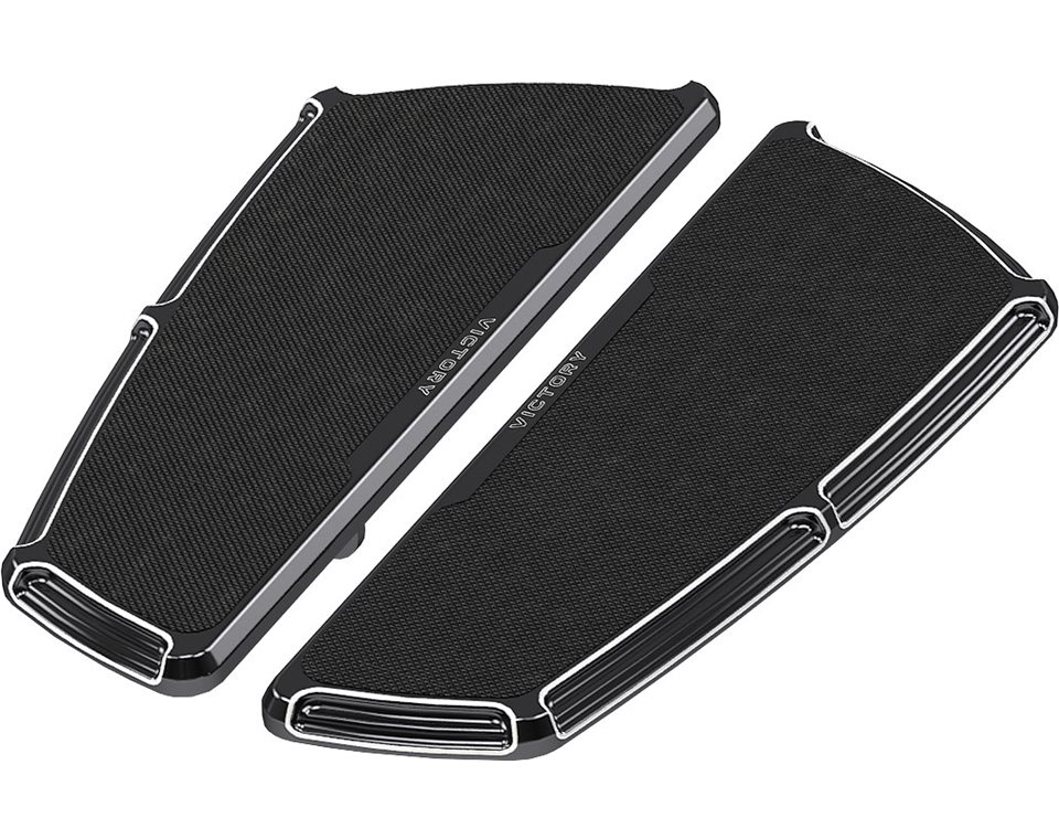 Victory® Beveled Floorboards - Black 2880320-468