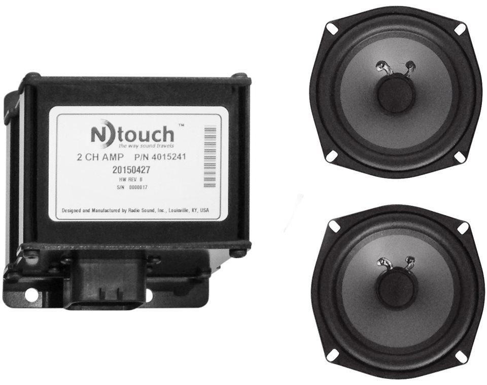 Cross Country Extreme 6 Speaker Audio Kit 2880766