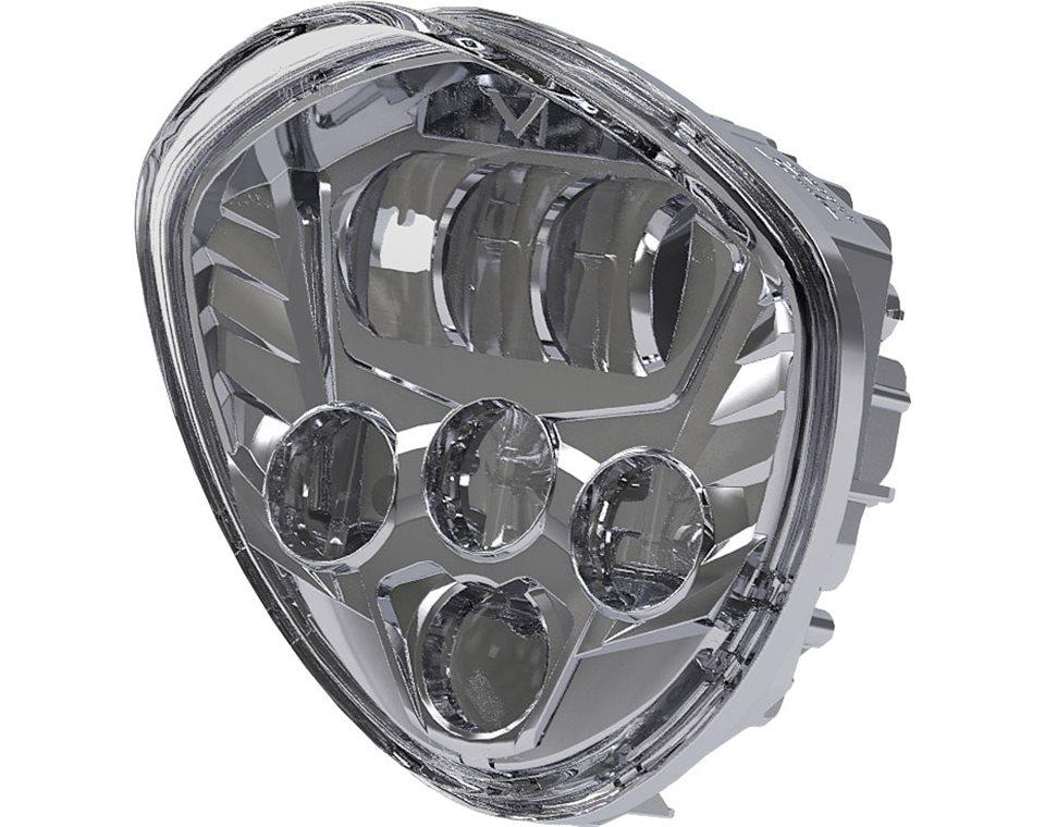 LED Headlight Kit - Chrome 2880769-156