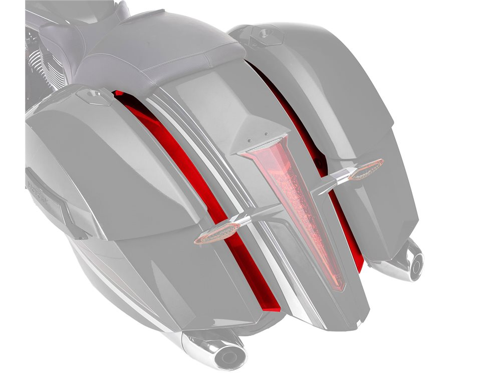 Painted Fender Closeouts - Havasu Red Pearl 2880809-649