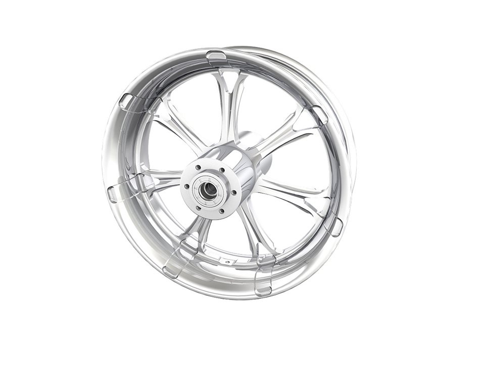 "Paramount 16"" Rear Wheel, Chrome 2881706-156"