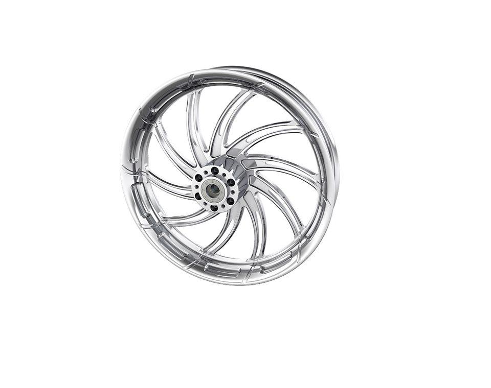 "Supra 18"" Front Wheel, Chrome 2881708-156"