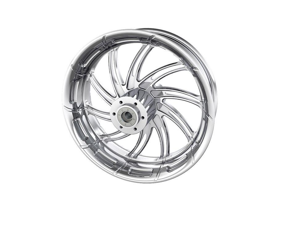 "Supra 16"" Rear Wheel, Chrome 2881709-156"
