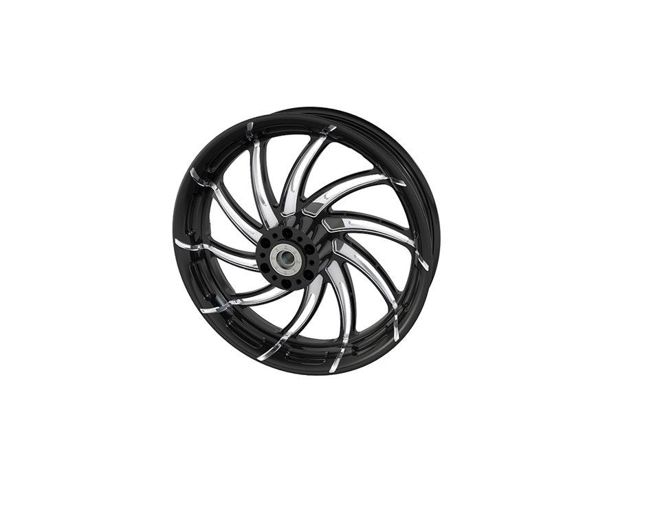 """Supra 16"""" Front Wheel, Contrast Cut Platinum 2881712-468"""