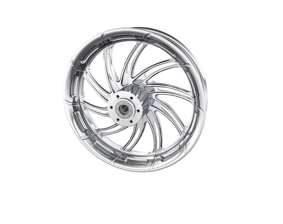 "Supra 16"" Rear Wheel, Chrome 2881713-156"