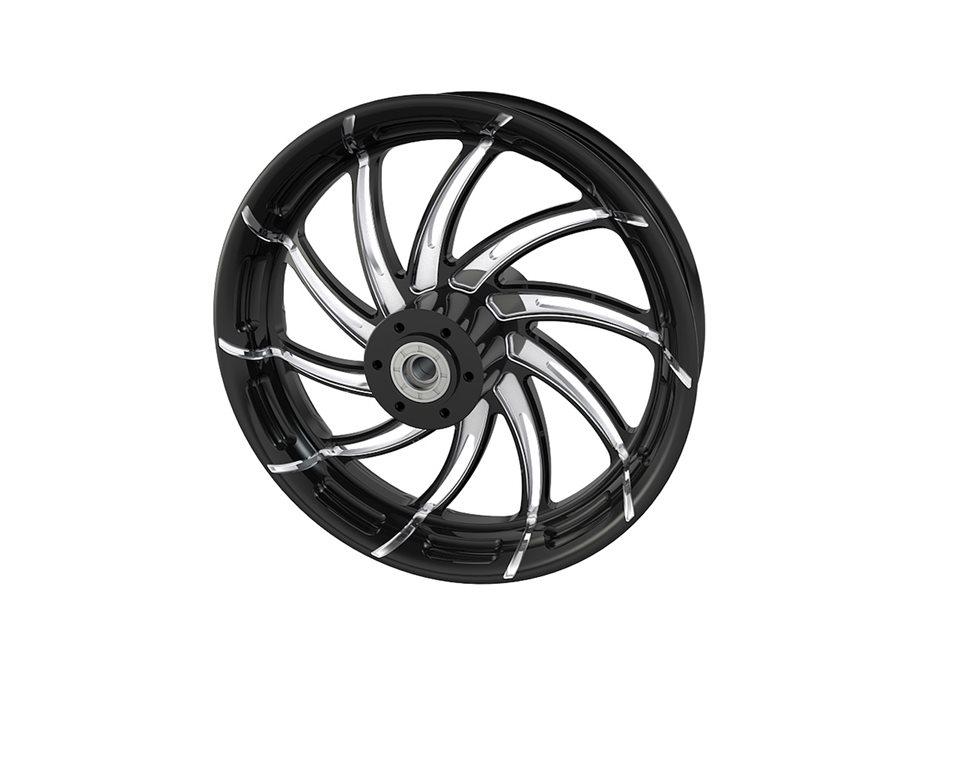 "Supra 16"" Rear Wheel, Contrast Cut Platinum 2881713-468"