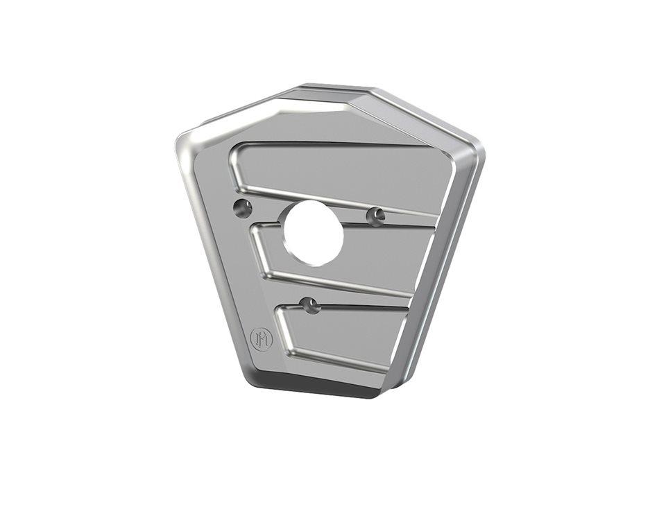 Ignition Cover, Chrome 2881718-156