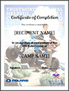 Polaris/BSA Certificate of Completion