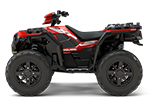 Sportsman® and ATVs