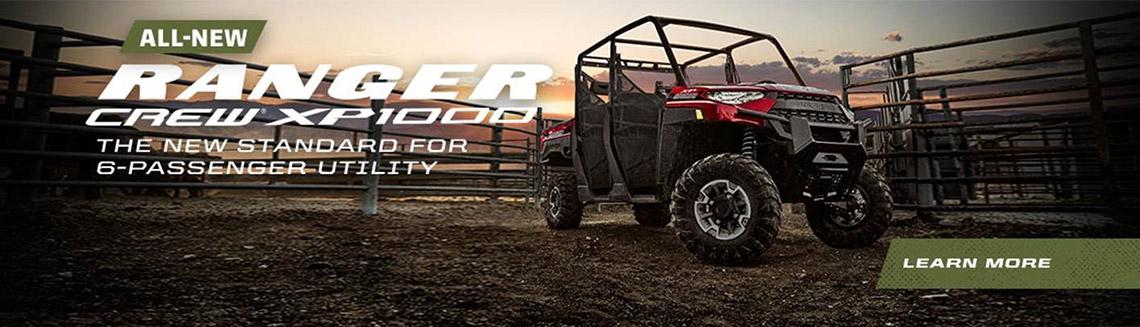 Ranger Crew XP 1000 EPS