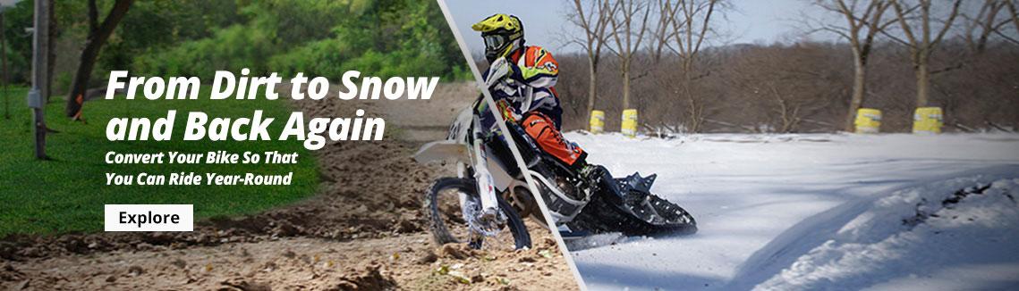 TSL Dirt to Snow