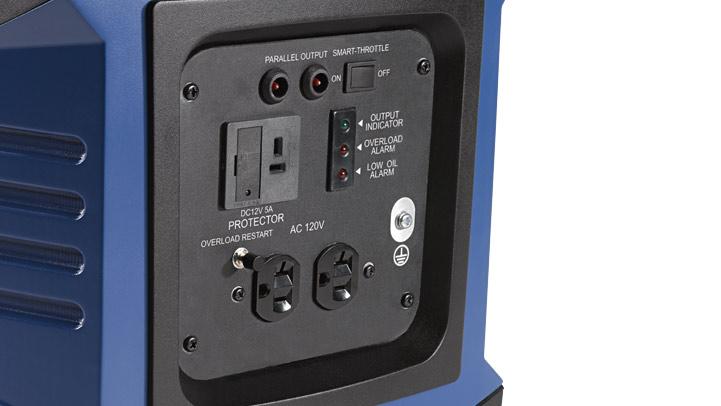 2000 Watt Inverter Generator | Canada: P2000i Polaris POWER Generator CA
