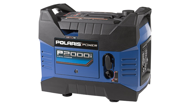 2000 Watt Inverter Generator | Polaris POWER P2000i