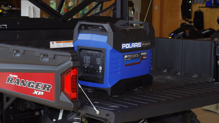 2000 Watt Inverter Generator | Polaris POWER P2000i