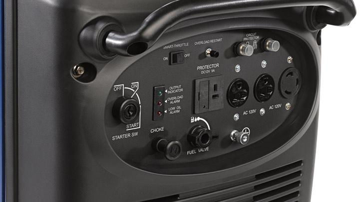 3000 Watt Inverter Generator | Polaris POWER 3000ie