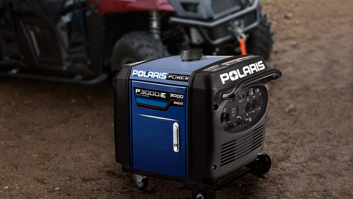 3000 Watt Inverter Generator Polaris Power 3000ie