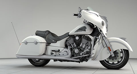 2017 Indian Chieftain Motorcycle