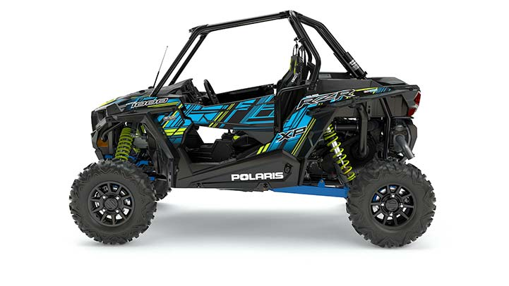 2017 Rzr Xp 1000 Eps Sxs Blue Polaris Ca