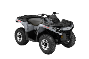 CAN-AM® OUTLANDER™ DPS 850