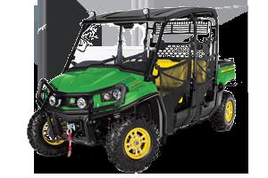 JOHN DEERE® GATOR® XUV 550 S4