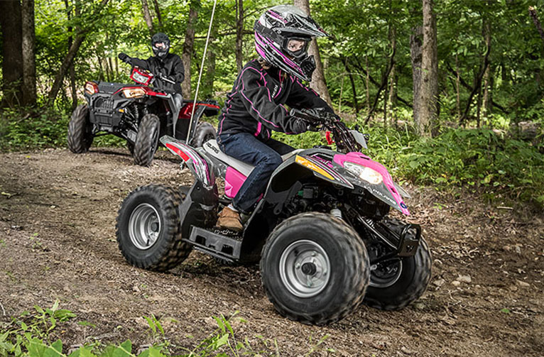 Outlaw<sup>®</sup> 50 Pink Power