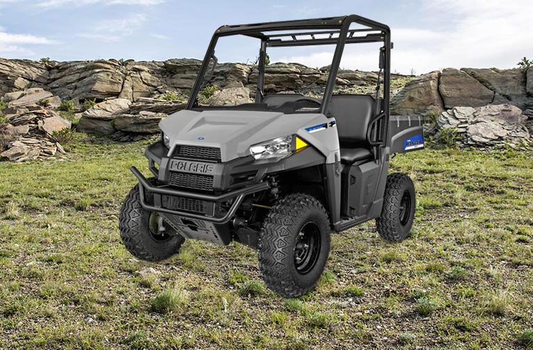 2017 ranger ev utv gray polaris. Black Bedroom Furniture Sets. Home Design Ideas