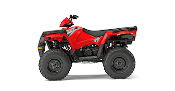 Sportsman® 570 EPS Indy Red