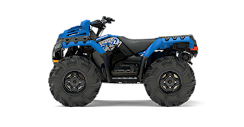 Sportsman® 850 High Lifter Edition Velocity Blue