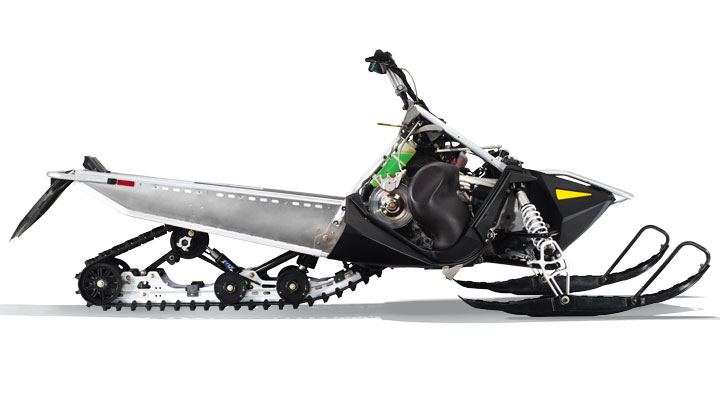 PRO-RIDE™ Chassis