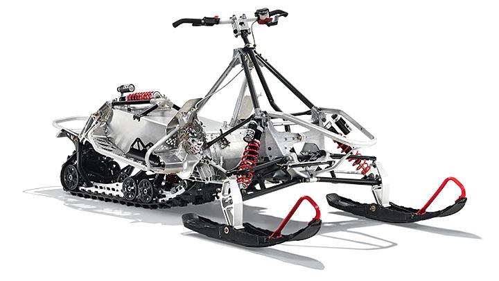 2018 Polaris 800 RUSH PRO X Snowmobile