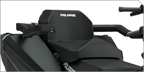 Lock & Ride® Convertible Passenger Seat