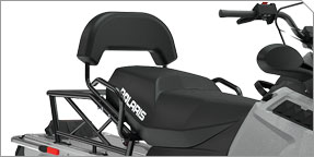 Cargo Rack & Backrest